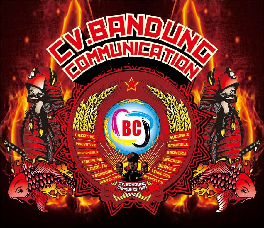Bandung Communication. CV