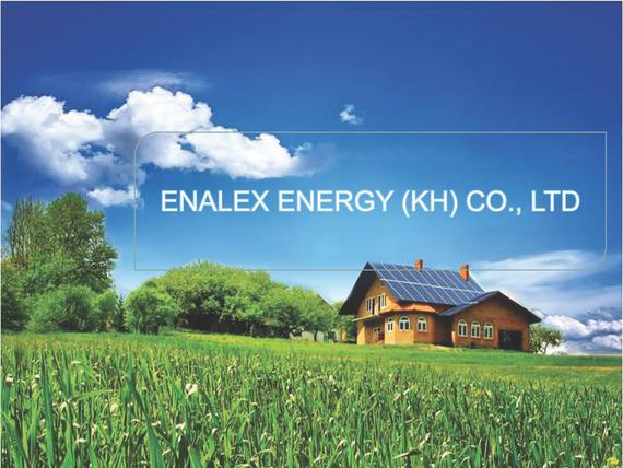 ENALEX ENERGY (KH) CO