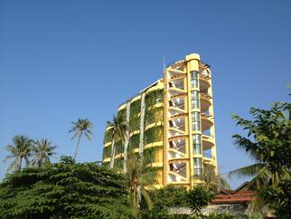 Yellow Tower Offices - Chroy Changvar