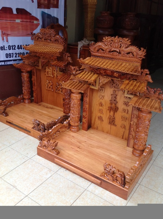 Galleries cambodian wooden furniture for D furniture cambodia