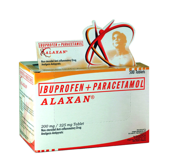 Alaxan Tablet