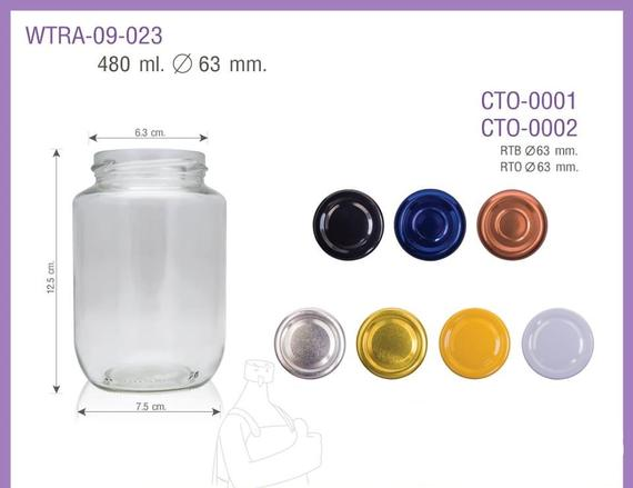 WTRA 09 023, 480ml