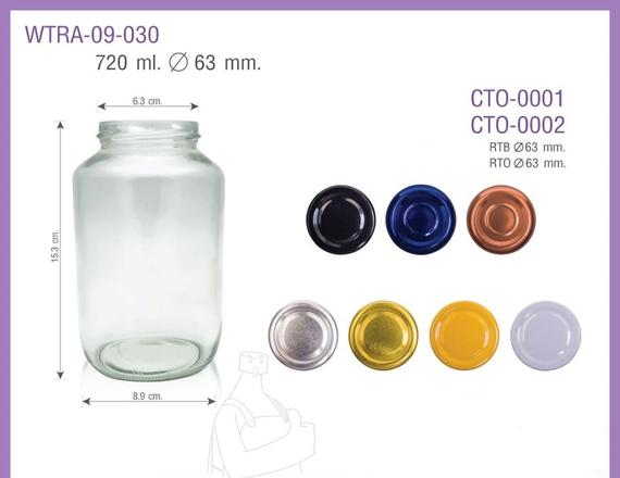 WTRA 09 030, 720ml