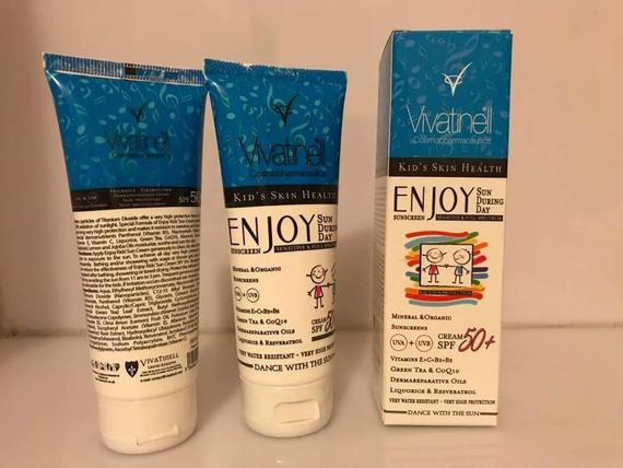 ENJOY Sun During Day Cream for Kids, UK Product