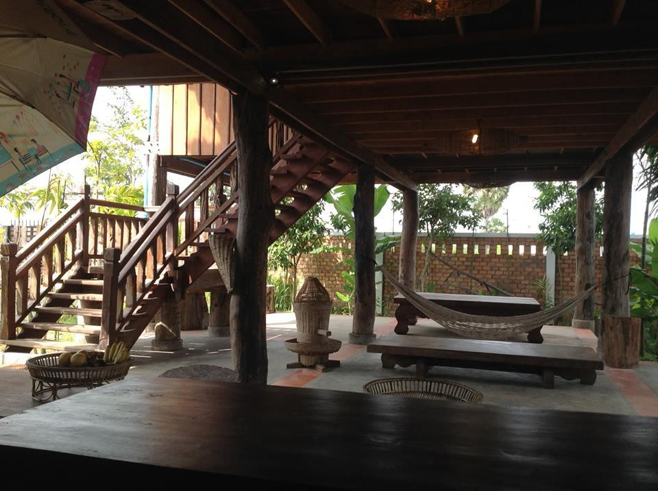 Siem Reap - The Natural Homestay- Siem Reap