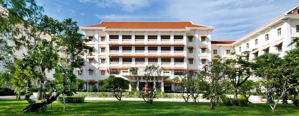 Siem Reap - Royal Angkor Resort