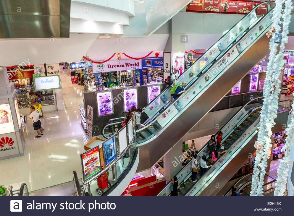 Sorya Shopping Center
