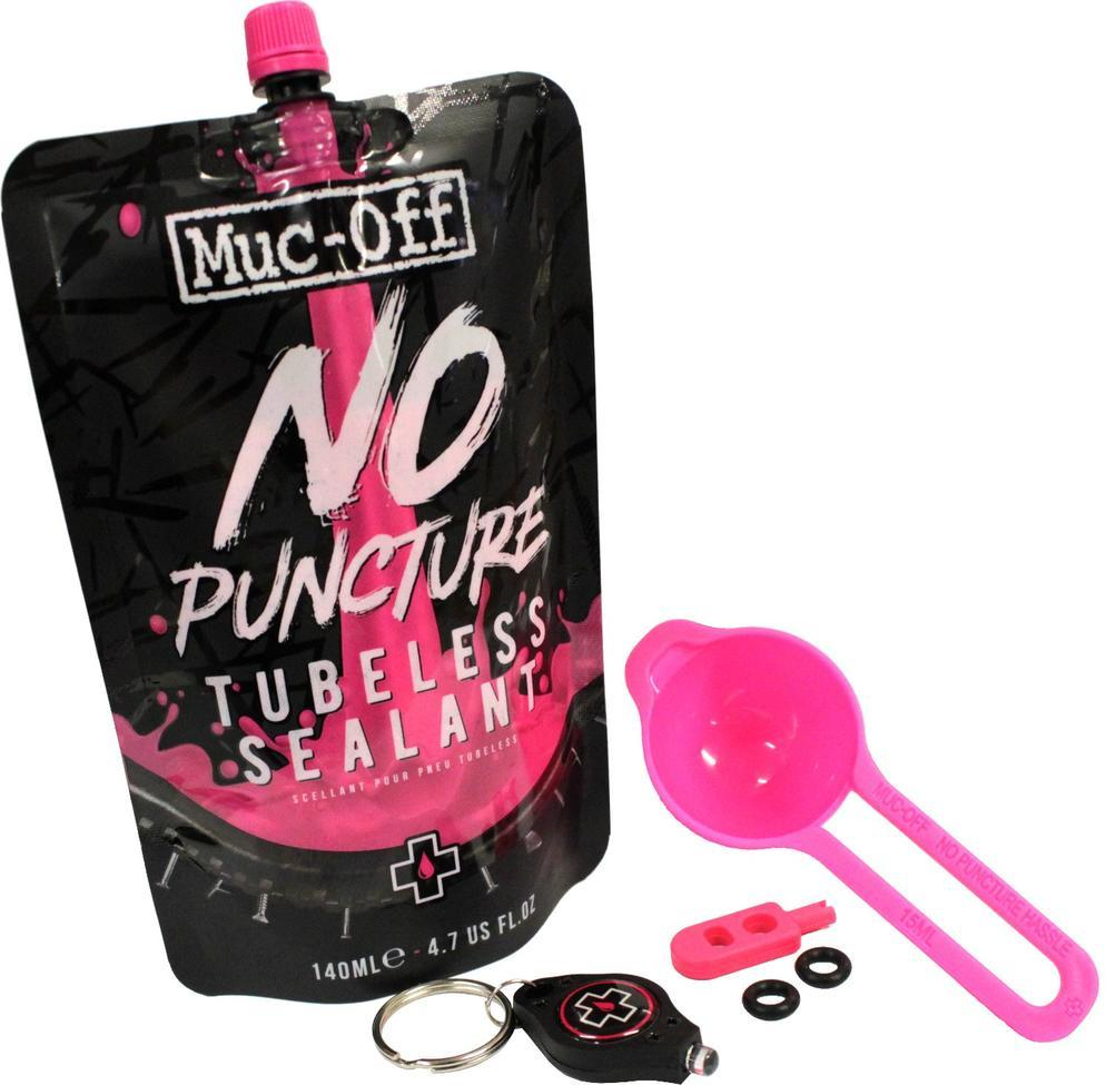 MUC-OFF TUBELESS SEALANT, 140ML KIT