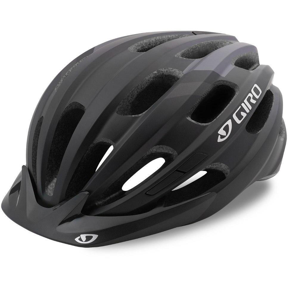 GIRO ROAD HELMET REGISTER BLACK