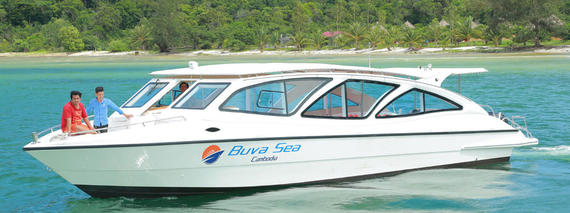 Boat - TBC SPEEDBOAT to Koh Rong