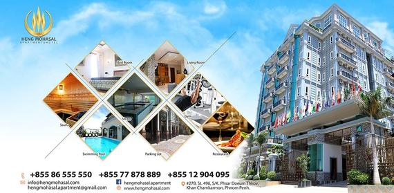 Heng Mohasal Hotel & Apartment