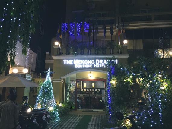 The Mekong Dragon Hotel