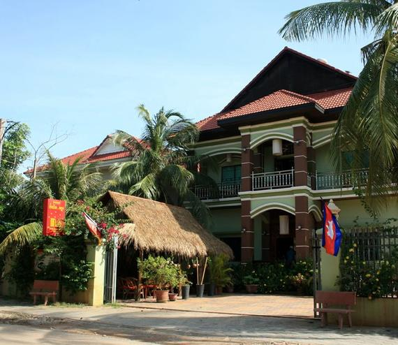 Siem Reap - Firefly Guesthouse - The Berlin Angkor