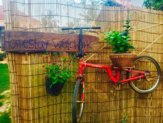 Siem Reap - Homestay Watchork