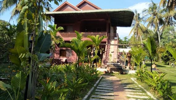 Siem Reap - The Green Home