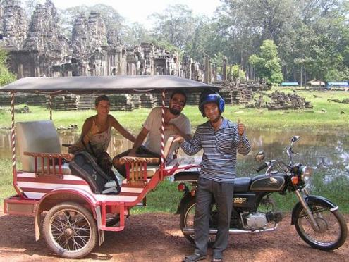 Angkor Transport Services