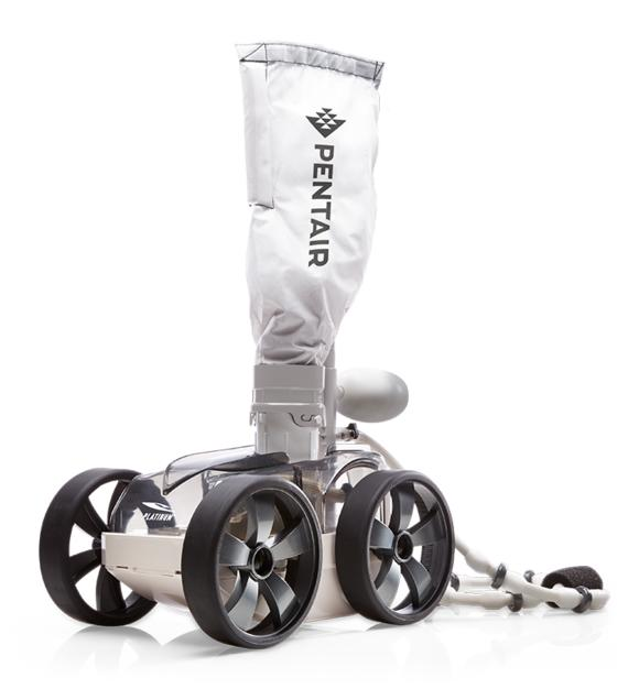 Kreepy Krauly Platinum Pressure-Side Inground Pool Cleaner