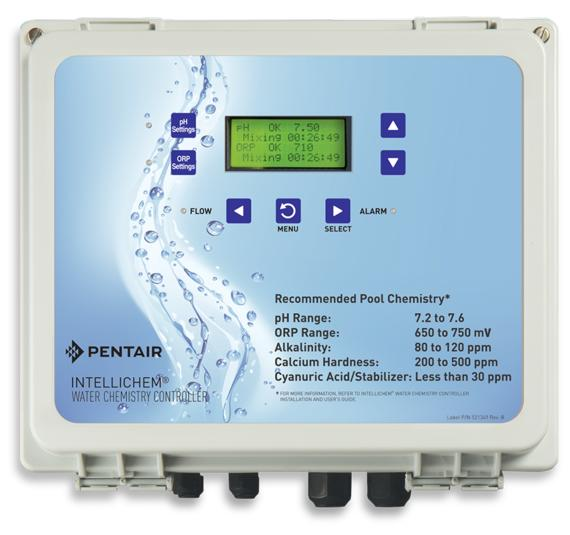 IntelliChem Water Chemistry Controller