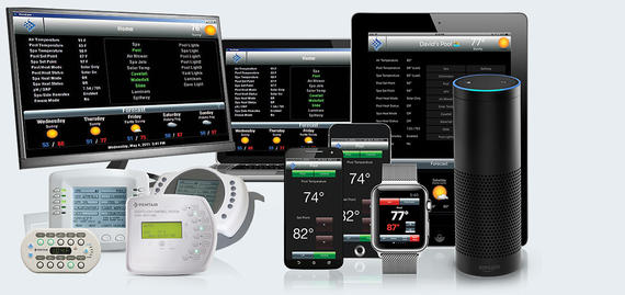 ScreenLogic2 Interface For IntelliTouch and EasyTouch Automation Systems