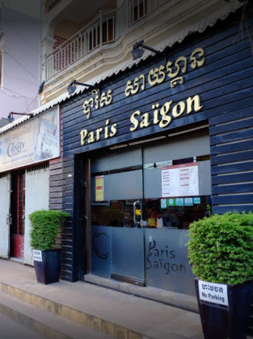 Paris Saigon