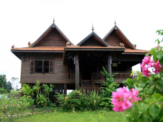 The Bong Thom Homestay