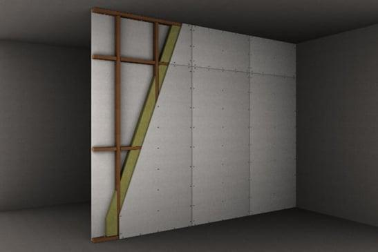 Fire Protection of Partitions & External Walls