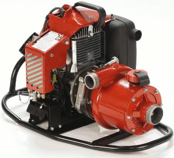Fire Pump for Forest