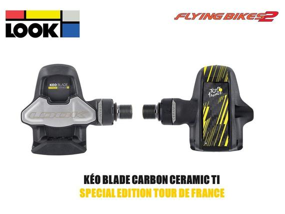 Look KÉO BLADE CARBON CERAMIC TI TOUR DE FRANCE