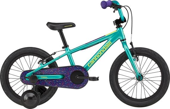 CANNONDALE 16 KIDS TRAIL FW TRQ OS