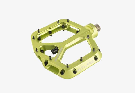 atlas pedal green