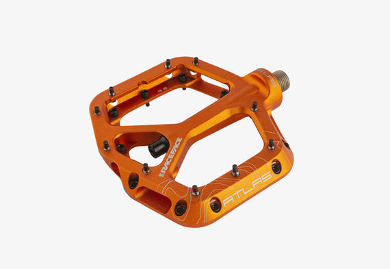 atlas pedal orange