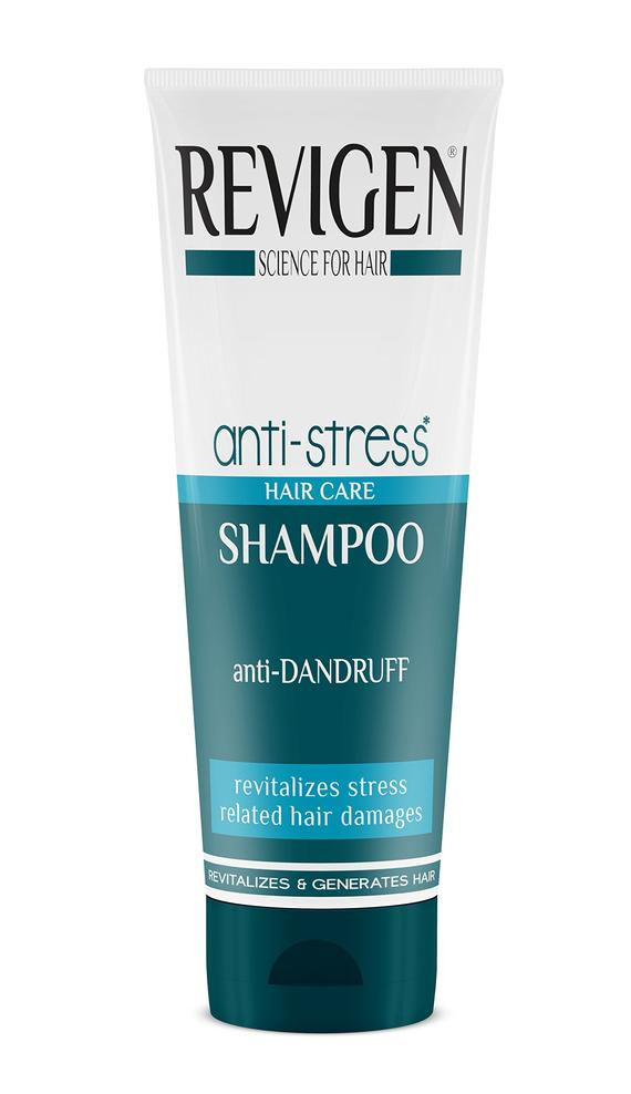 REVIGEN Anti-Stress Hair Care Shampoo Anti-Dandruff,250ml