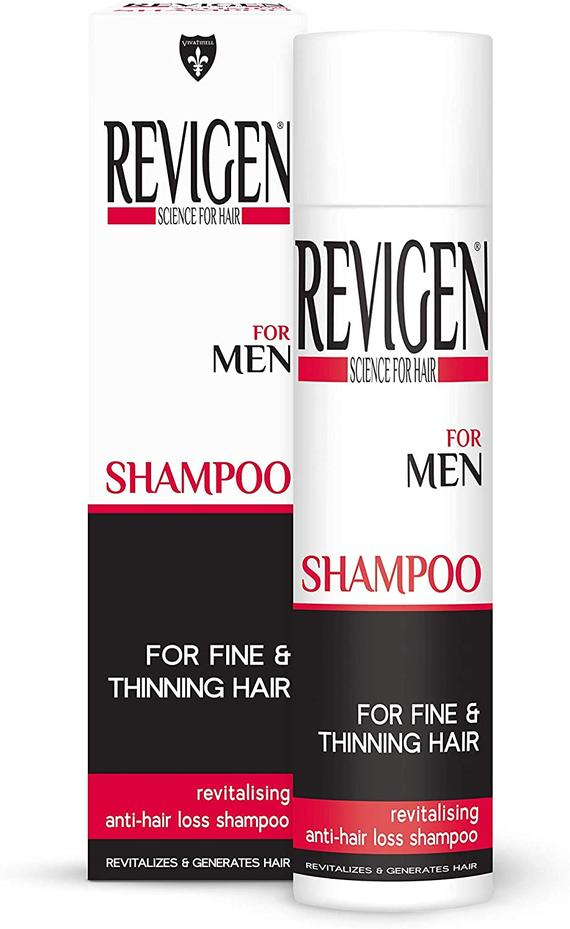 REVIGEN Anti-Hair Loss Shampoo for Men, 250ml