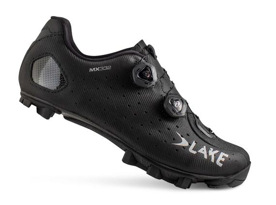 LAKE MX332-W BLACK/SILVER