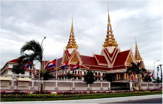 New National Assembly Cambodia