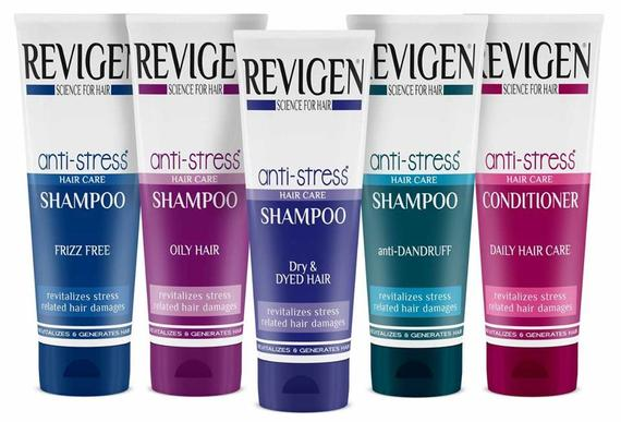 REVIGEN Anti-Stress Shampoo, UK Products