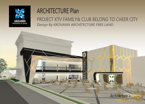 Ktv exterior with club
