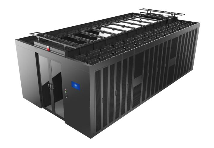 ITEAQ brand is the full solutions and one brand for data center facility