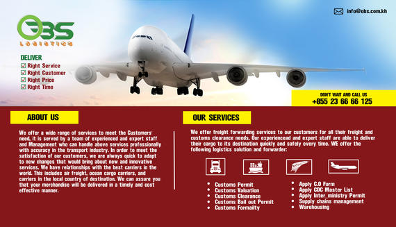 Freight Forwarding, Cargo, Transport