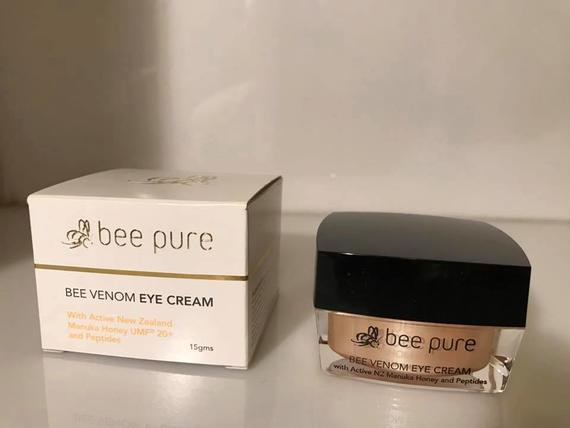 Bee Pure Bee Venom Eye Cream, 15gms