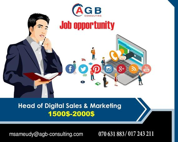 Digital Sales & Marketing