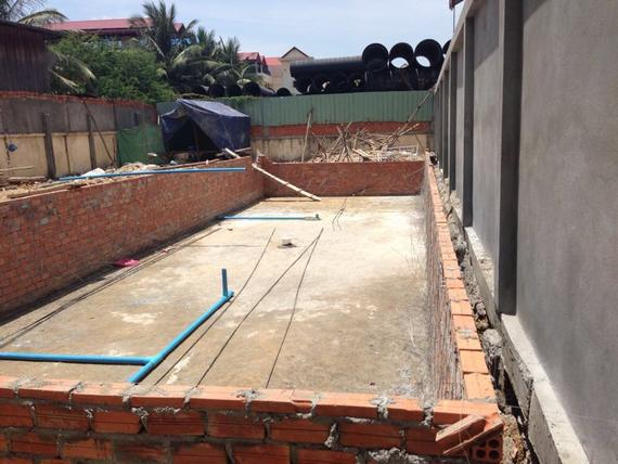 Apc service swimming pool installation equipment supplies in phnom penh for Swimming pool construction services