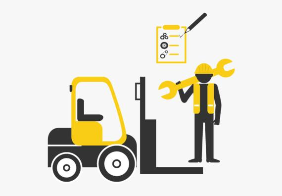 3707243 42 424431 a maintenance manager s forklift maintenance cartoon?1577674201