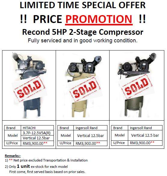 3711281 promo leaflet (recond 5hp compressor) wef dec19(sold)