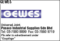 GEwes     Universal Joint. 