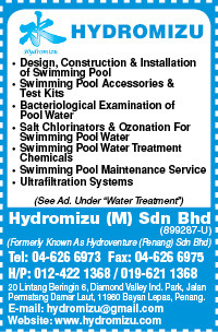 Hydromizu (M) Sdn. Bhd. - Swimming Pool Contractors ...