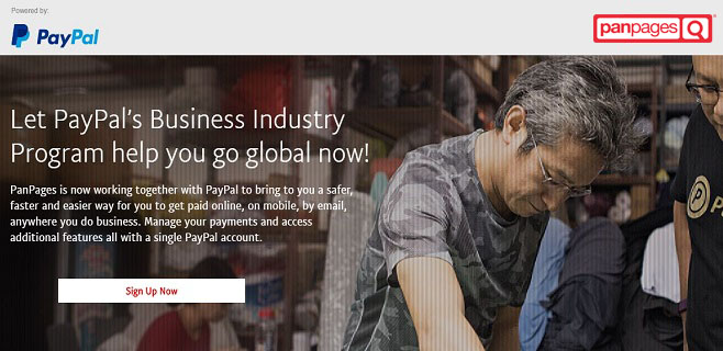 PayPal's Business Industry Program