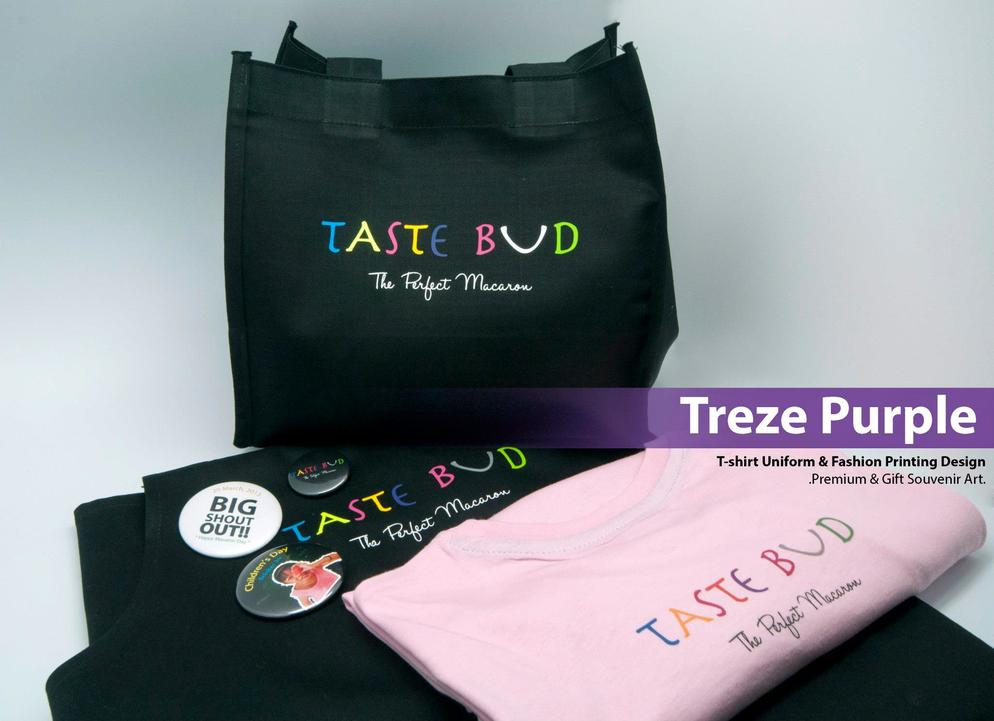 Student Project Printing by Treze Purple