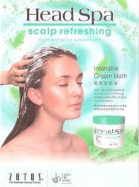 Zotos-Head Spa Scalp Refreshing