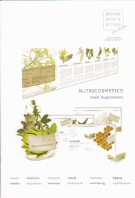 NUTRICOSMETICS - Food Supplement